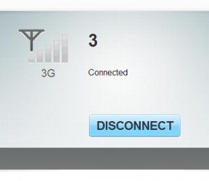 3G signal