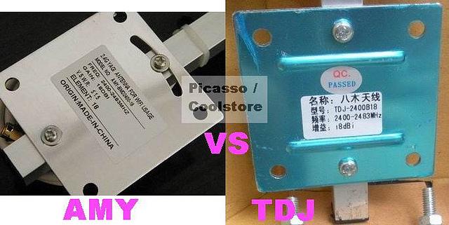 AMY vs. TDJ